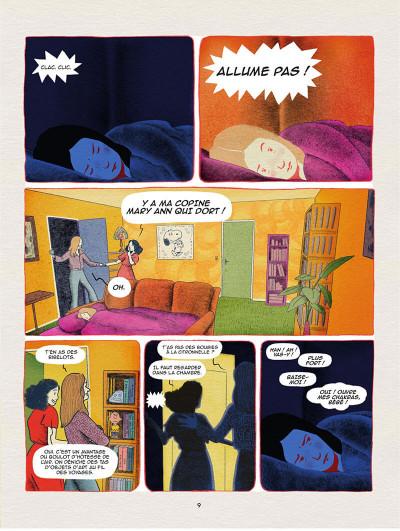 Page 7 Chroniques de San Francisco tome 1