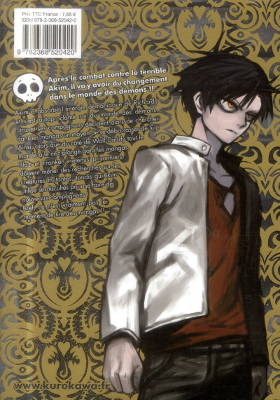 Dos Blood lad tome 10