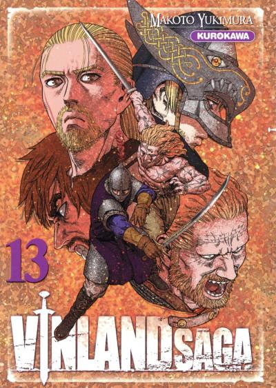 Couverture Vinland Saga tome 13