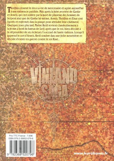 Dos Vinland Saga tome 13