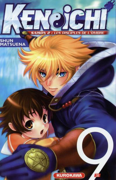 Couverture Ken-Ichi saison 2 tome 9