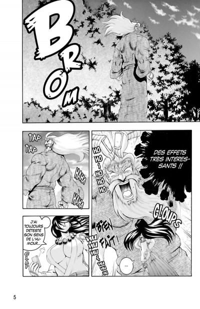 Page 6 Ken-Ichi saison 2 tome 9