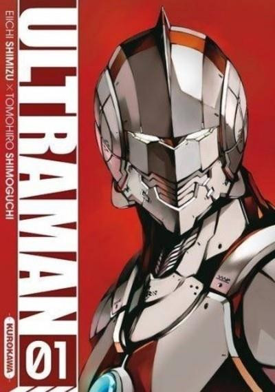 Couverture Ultraman tome 1