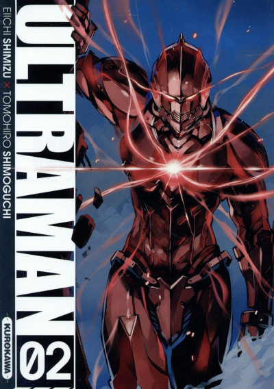 Couverture Ultraman tome 2