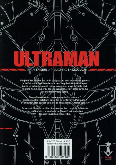 Dos Ultraman tome 2