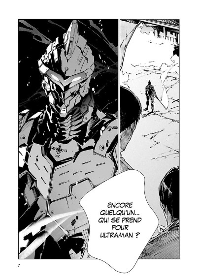 Page 8 Ultraman tome 4