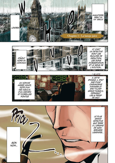 Page 2 Arsène Lupin tome 2