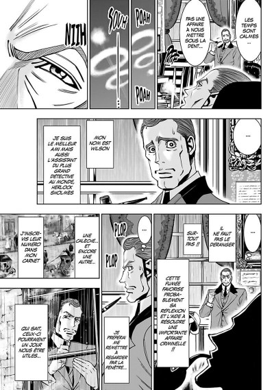 Page 6 Arsène Lupin tome 2