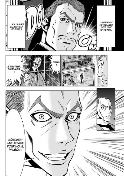 Page 7 Arsène Lupin tome 2