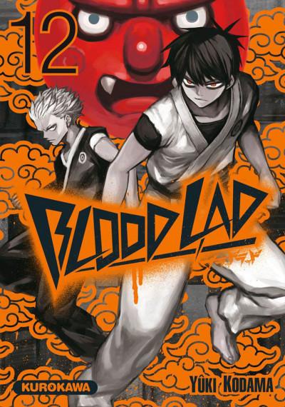Couverture Blood lad tome 12