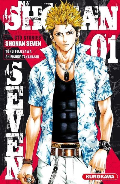 Couverture Shonan seven tome 1
