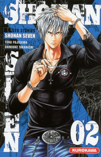 Couverture Shonan seven tome 2