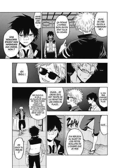 Page 8 Hamatora tome 2