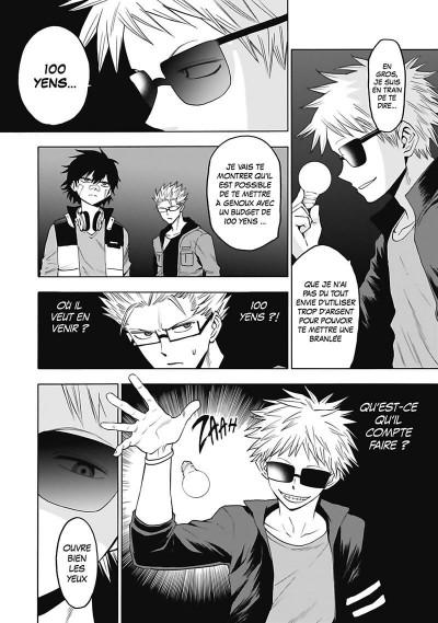 Page 9 Hamatora tome 2