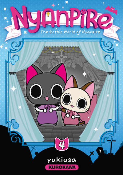 Couverture Nyanpire tome 4