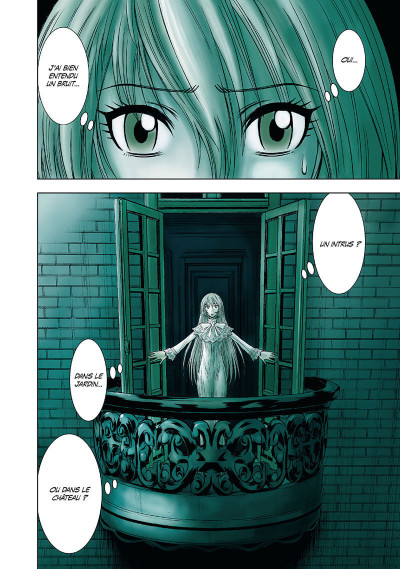 Page 5 Arsène Lupin tome 3