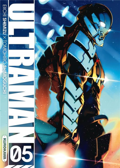 Couverture Ultraman tome 5