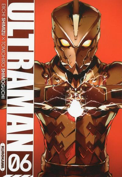 Couverture Ultraman tome 6