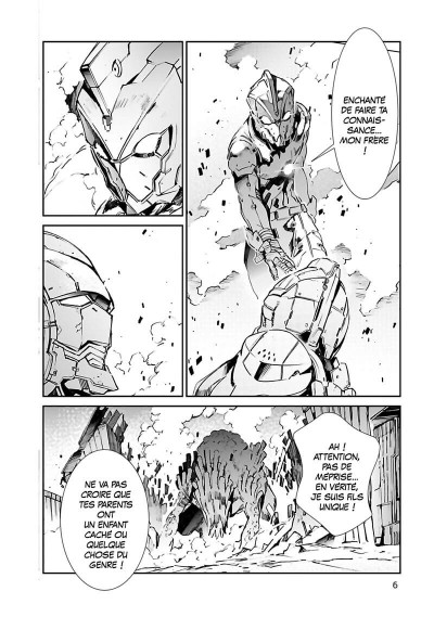 Page 7 Ultraman tome 6