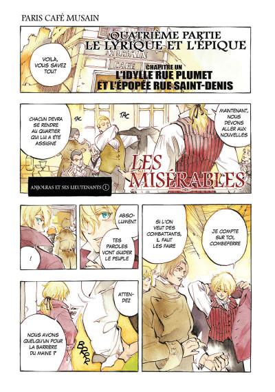 Page 2 Les misérables tome 6