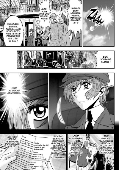 Page 8 Arsène Lupin tome 5