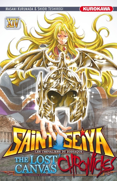 Couverture Saint Seiya - The lost canvas - Chronicles tome 14