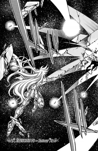 Page 8 Saint Seiya - The lost canvas - Chronicles tome 14