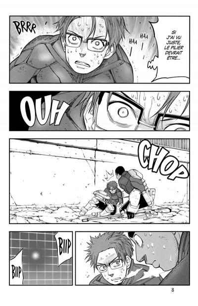 Page 9 VS earth tome 7