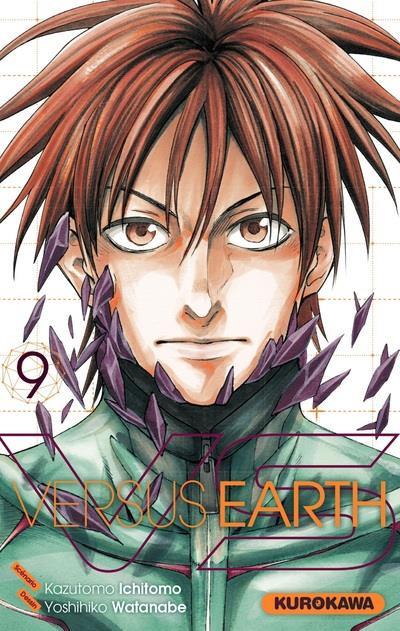 Couverture VS earth tome 9