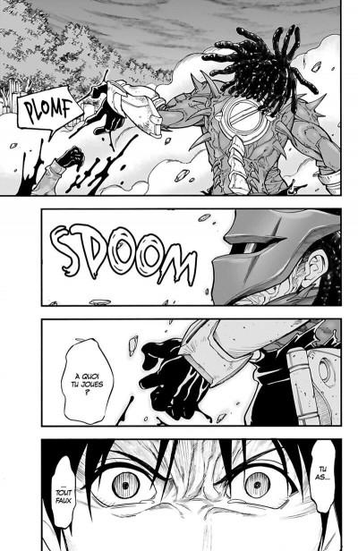 Page 8 VS earth tome 9
