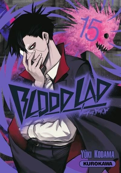 Couverture Blood lad tome 15