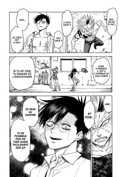 Page 3 Blood lad tome 15