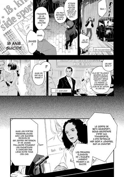 Page 0 Sherlock tome 1