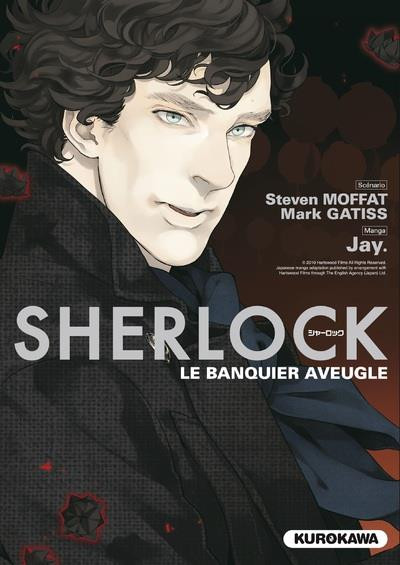 Couverture Sherlock tome 2