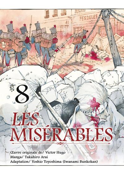 Page 4 Les misérables tome 8