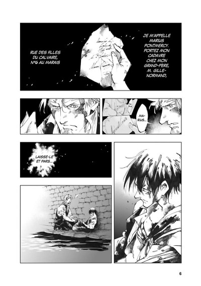 Page 7 Les misérables tome 8