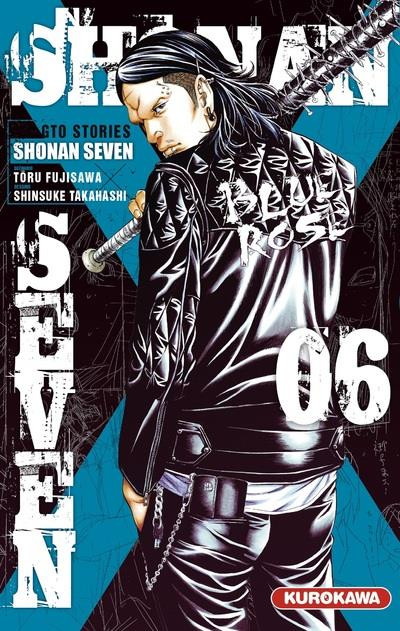 Couverture Shonan seven tome 6