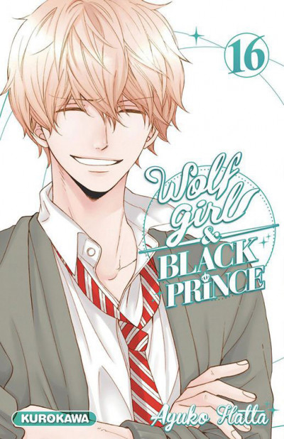 Couverture Wolf girl and black prince tome 16