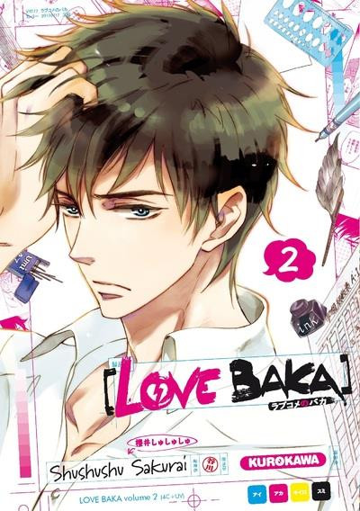 Couverture Love baka tome 2