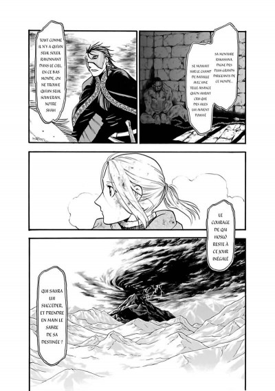Page 7 The heroic legend of Arslân tome 6
