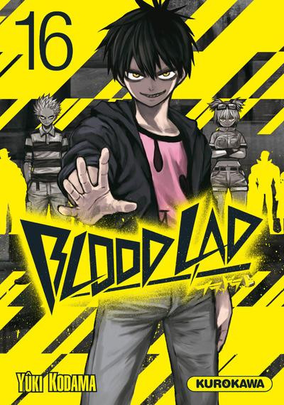 Couverture Blood lad tome 16