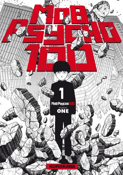 Couverture Mob psycho 100 tome 1