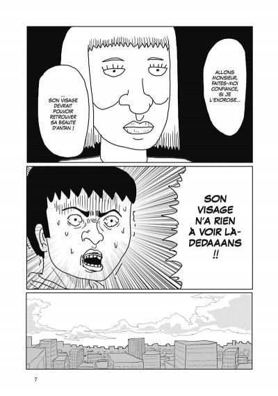Page 8 Mob psycho 100 tome 1
