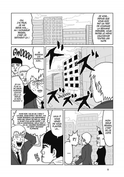 Page 9 Mob psycho 100 tome 1