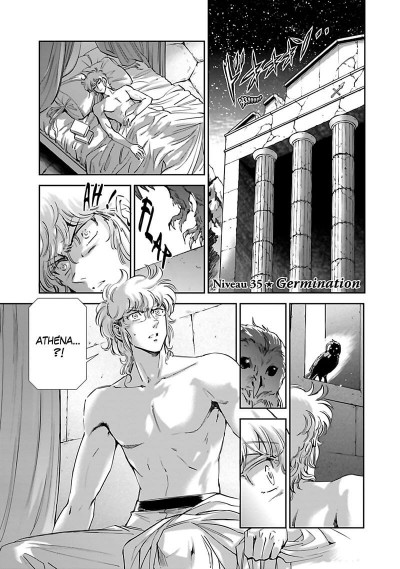 Page 4 Saint Seiya - Saintia Shô tome 9