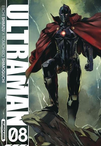 Couverture Ultraman tome 8