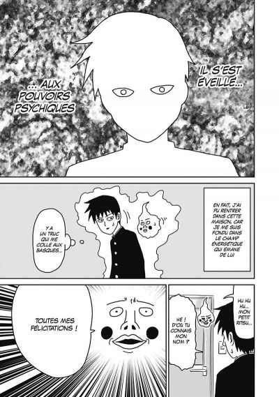 Page 6 Mob psycho 100 tome 4
