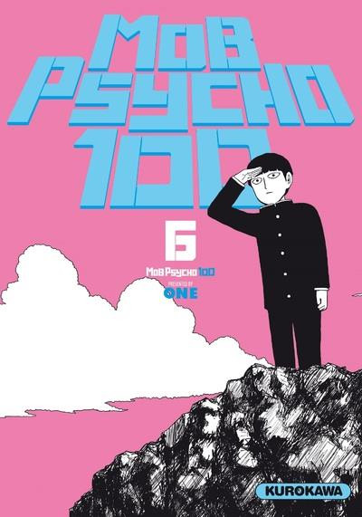 Couverture Mob psycho 100 tome 6