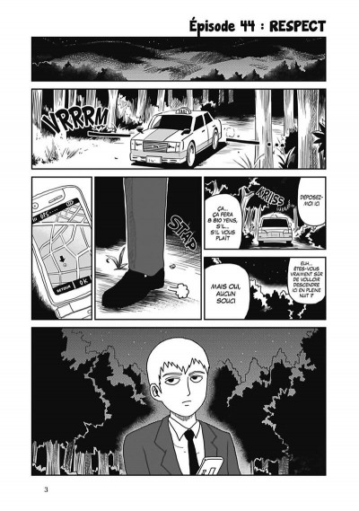 Page 4 Mob psycho 100 tome 6