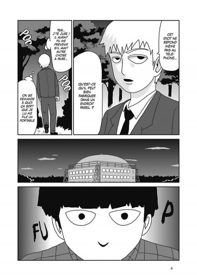 Page 5 Mob psycho 100 tome 6